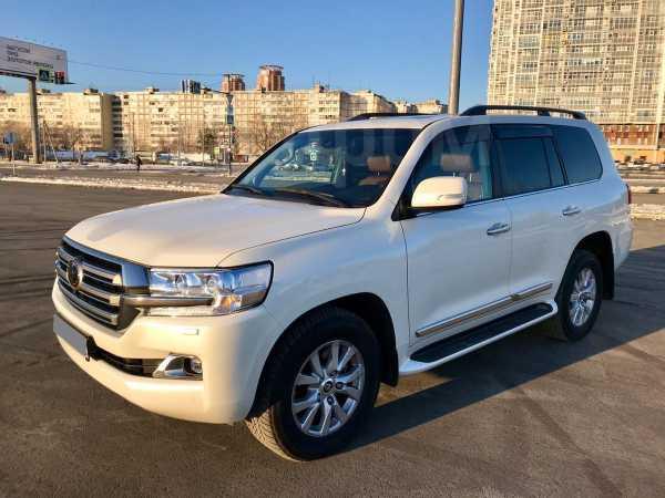 Toyota Land Cruiser, 2017 год, 4 099 999 руб.