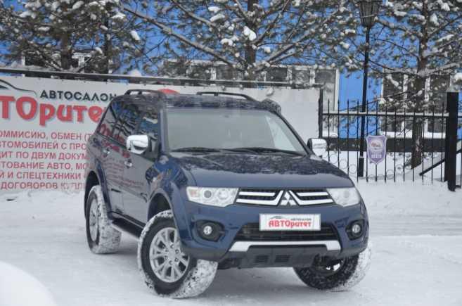 Mitsubishi Pajero Sport, 2014 год, 1 270 000 руб.