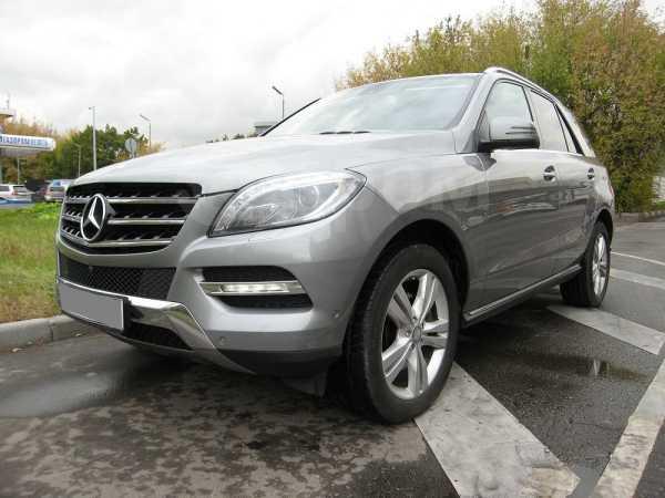 Mercedes-Benz M-Class, 2013 год, 1 799 000 руб.
