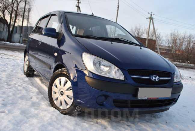 Hyundai Getz, 2008 год, 319 000 руб.