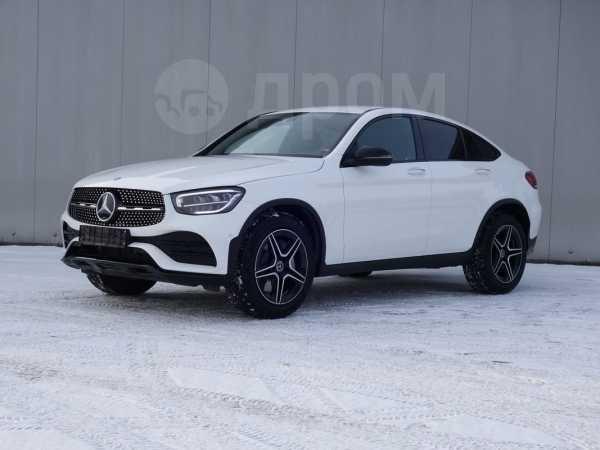 Mercedes-Benz GLC Coupe, 2019 год, 4 449 400 руб.