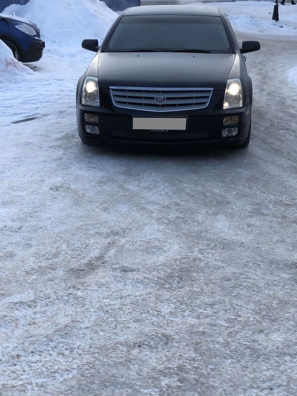 Cadillac STS, 2006 год, 480 000 руб.