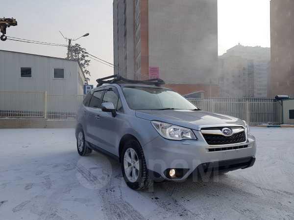 Subaru Forester, 2014 год, 1 146 000 руб.