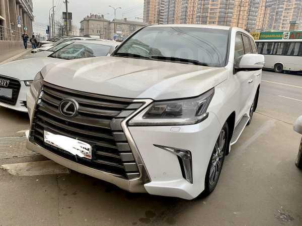 Lexus LX450d, 2017 год, 4 600 000 руб.