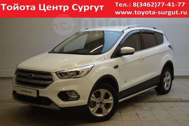 Ford Kuga, 2017 год, 1 200 000 руб.