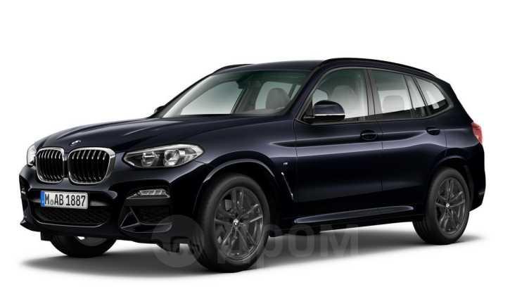 BMW X3, 2019 год, 3 960 000 руб.