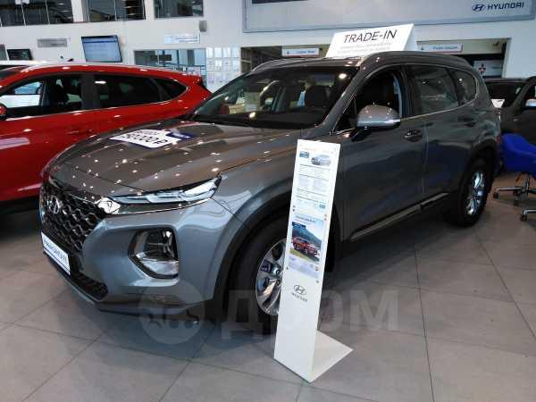 Hyundai Santa Fe, 2019 год, 2 531 749 руб.