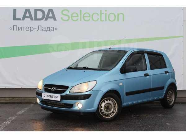 Hyundai Getz, 2009 год, 279 000 руб.