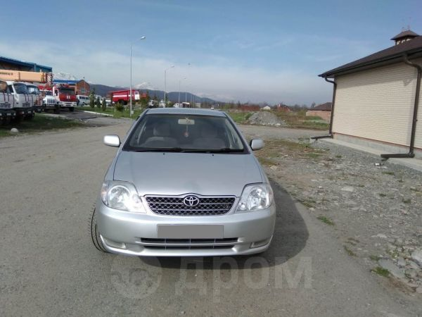 Toyota Corolla, 2000 год, 280 000 руб.