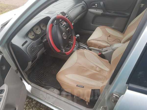 Mazda 323, 2003 год, 95 000 руб.