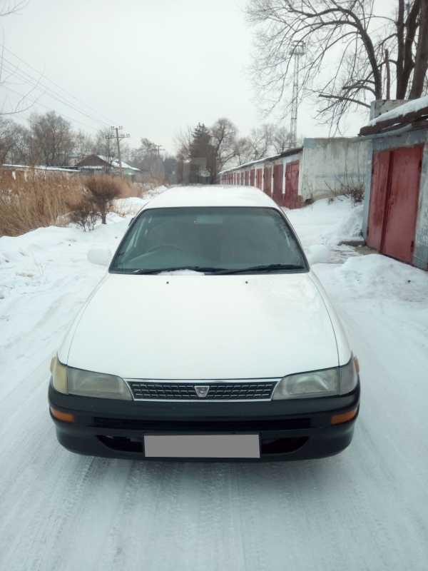Toyota Corolla, 2001 год, 155 000 руб.