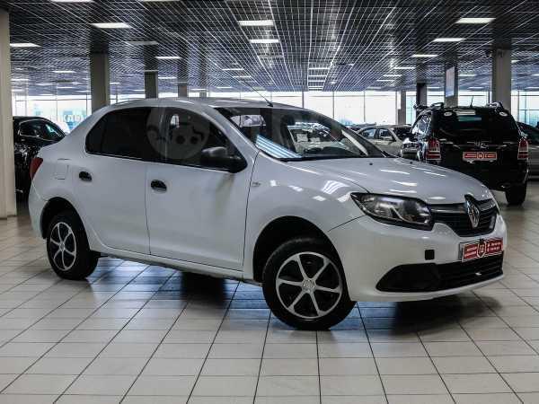 Renault Logan, 2016 год, 389 500 руб.