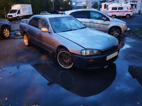 Nissan Skyline, 1999 год, 380 000 руб.
