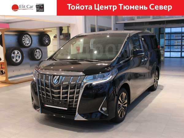 Toyota Alphard, 2019 год, 4 650 000 руб.