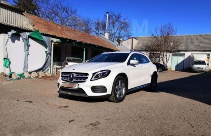 Mercedes-Benz GLA-Class, 2018 год, 1 800 000 руб.