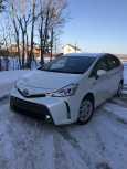 Toyota Prius a, 2015 год, 870 000 руб.