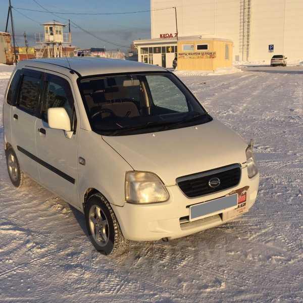 Suzuki Wagon R Solio, 2001 год, 155 000 руб.
