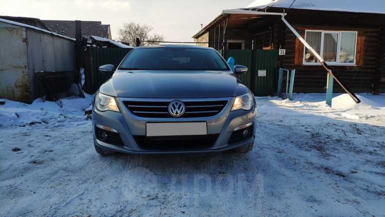 Volkswagen Passat CC, 2010 год, 544 990 руб.