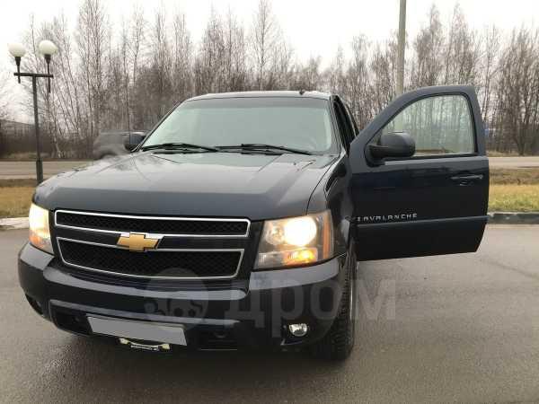 Chevrolet Avalanche, 2007 год, 1 270 000 руб.
