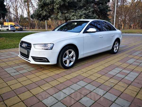 Audi A4, 2014 год, 849 000 руб.