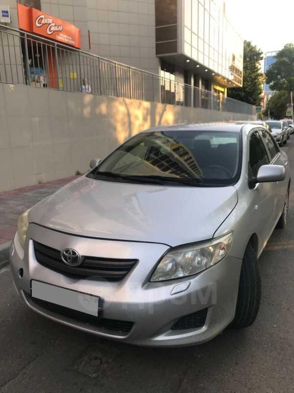 Toyota Corolla, 2007 год, 288 187 руб.