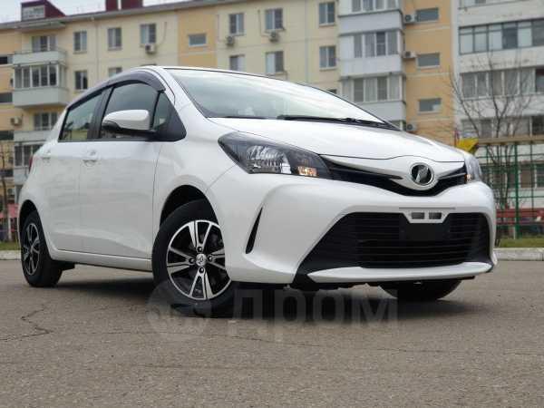 Toyota Vitz, 2016 год, 529 000 руб.