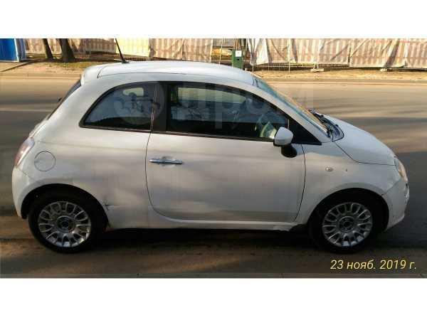 Fiat 500, 2012 год, 210 000 руб.