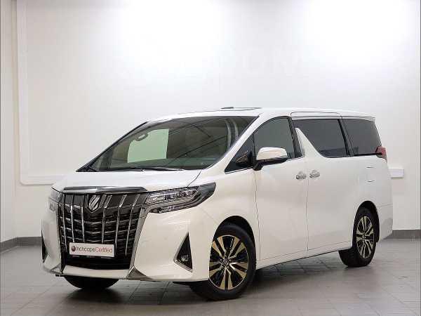 Toyota Alphard, 2018 год, 3 497 000 руб.