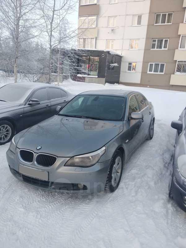 BMW 5-Series, 2005 год, 530 000 руб.