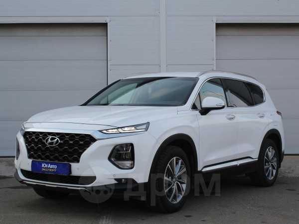 Hyundai Santa Fe, 2018 год, 2 175 900 руб.