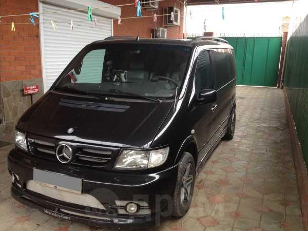 Mercedes-Benz Vito, 2001 год, 500 000 руб.