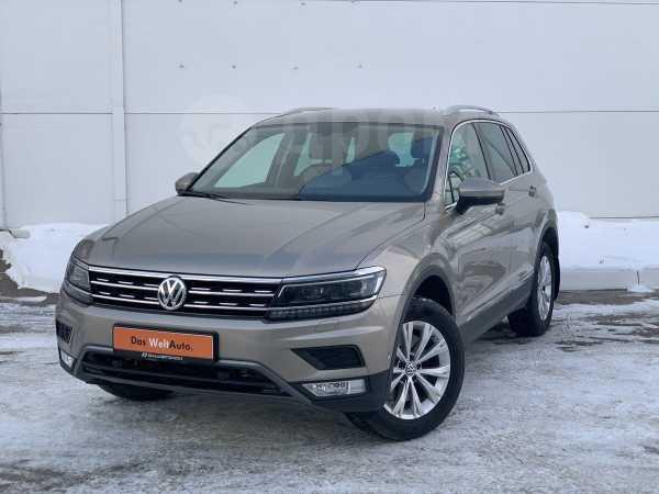 Volkswagen Tiguan, 2017 год, 1 740 000 руб.