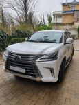Lexus LX450d, 2017 год, 6 100 000 руб.