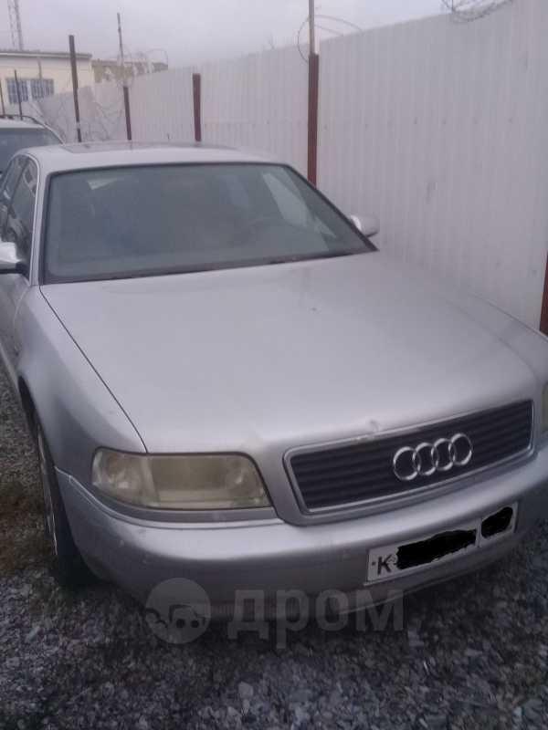 Audi S8, 2000 год, 150 000 руб.