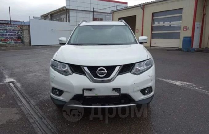Nissan X-Trail, 2017 год, 1 400 000 руб.