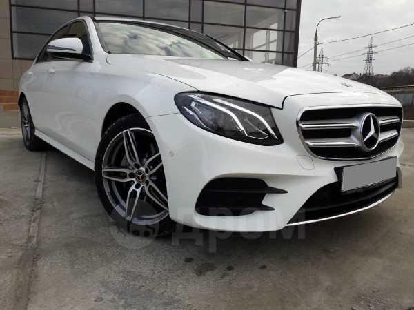 Mercedes-Benz E-Class, 2019 год, 2 620 000 руб.