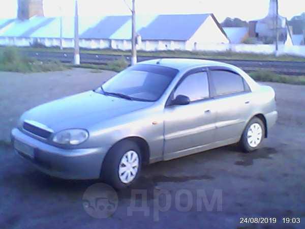 ЗАЗ Сенс, 2007 год, 72 000 руб.