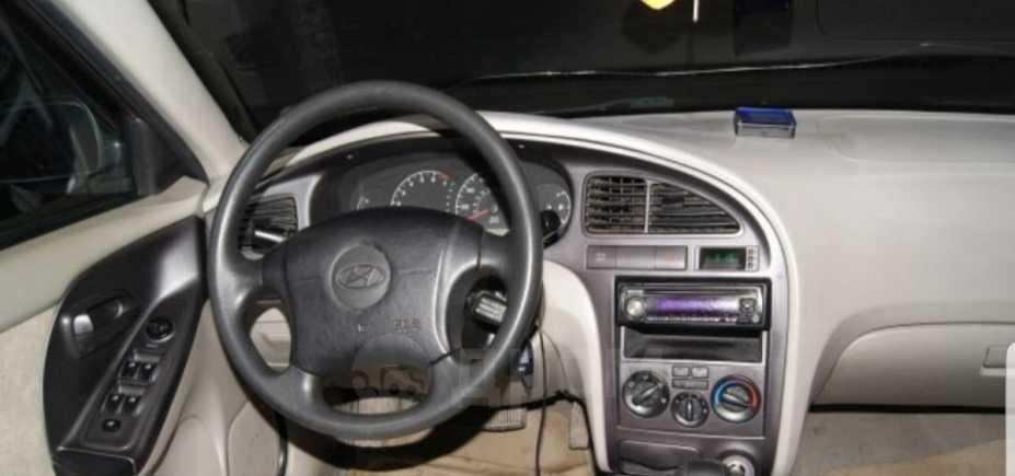 Hyundai Elantra, 2003 год, 120 000 руб.