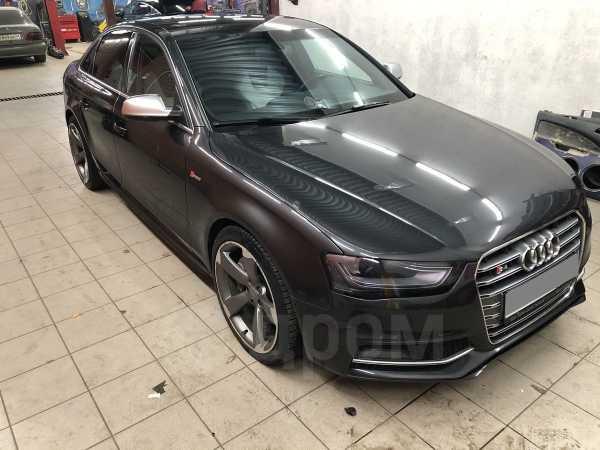 Audi S4, 2012 год, 1 370 000 руб.
