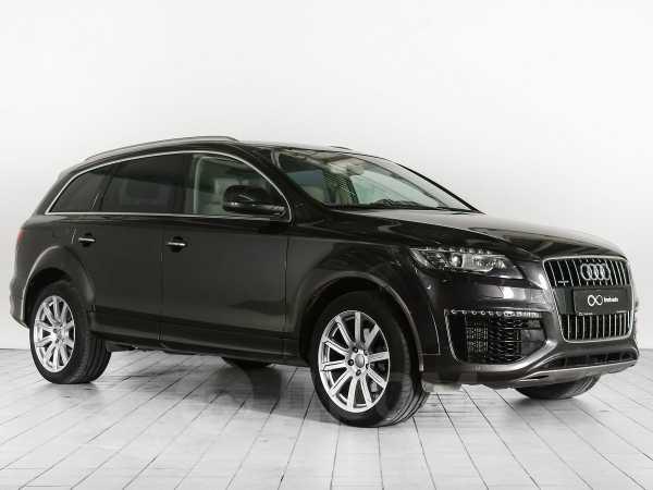 Audi Q7, 2014 год, 1 800 000 руб.