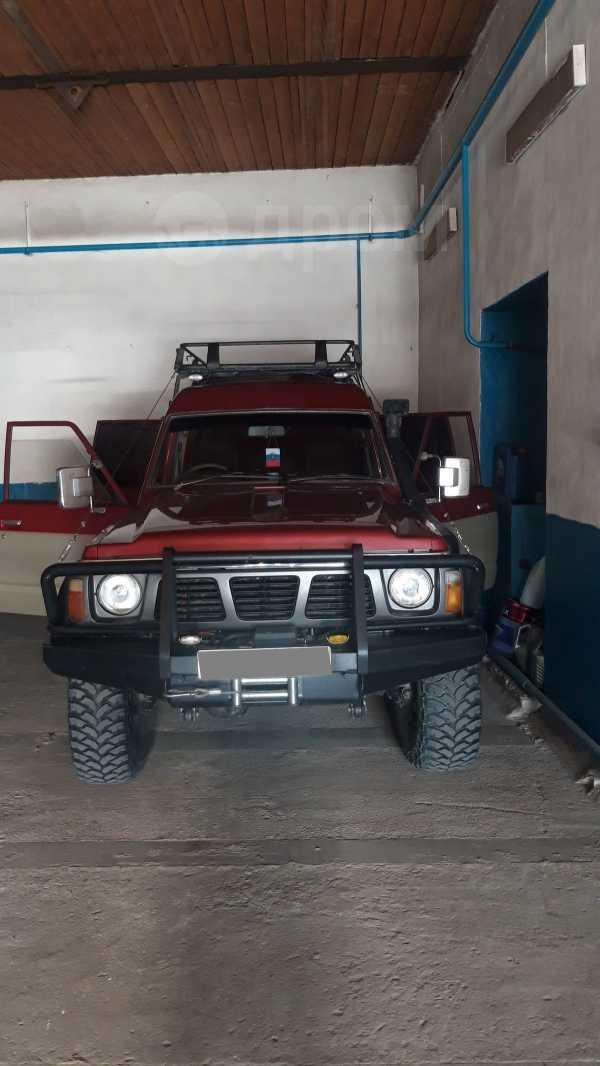 Nissan Safari, 1990 год, 800 000 руб.