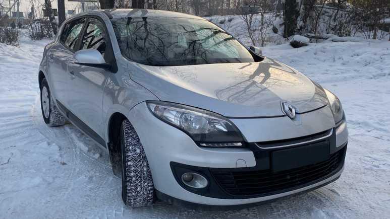 Renault Megane, 2013 год, 450 000 руб.