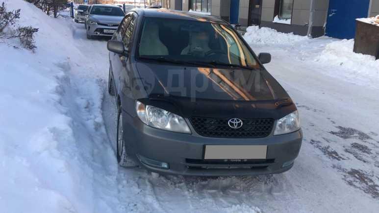 Toyota Corolla, 2003 год, 370 000 руб.