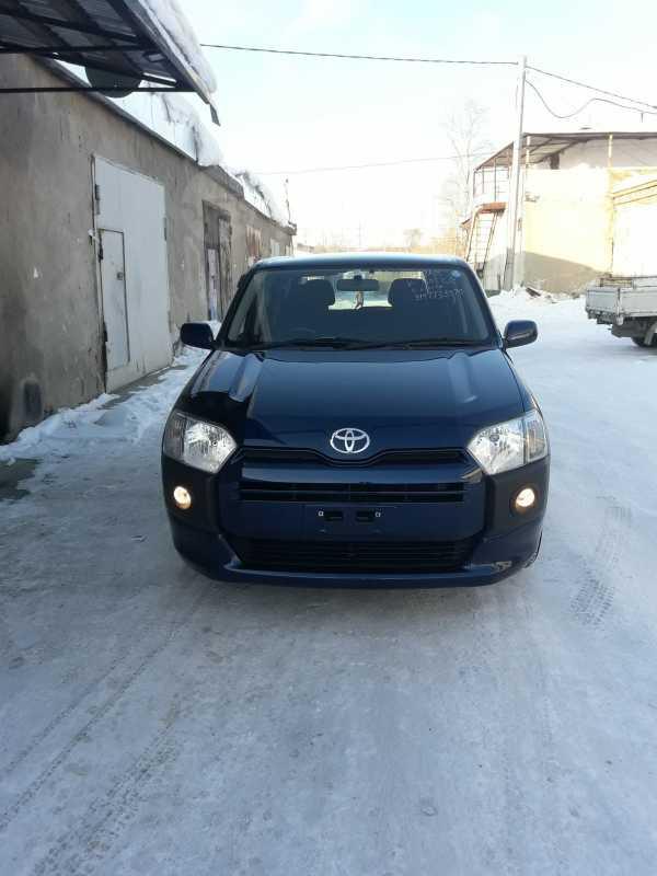 Toyota Succeed, 2014 год, 615 000 руб.