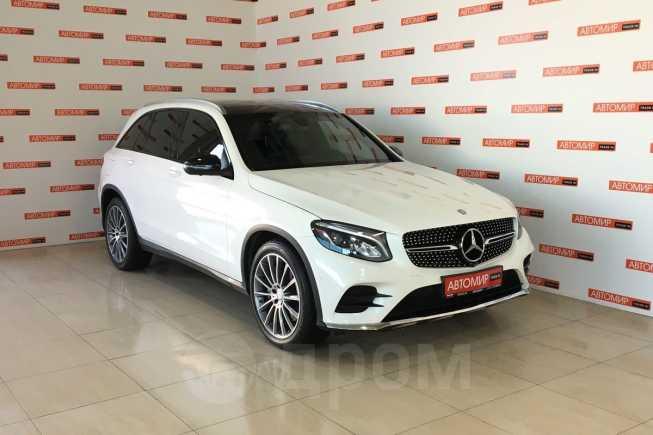 Mercedes-Benz GLC, 2016 год, 2 390 000 руб.