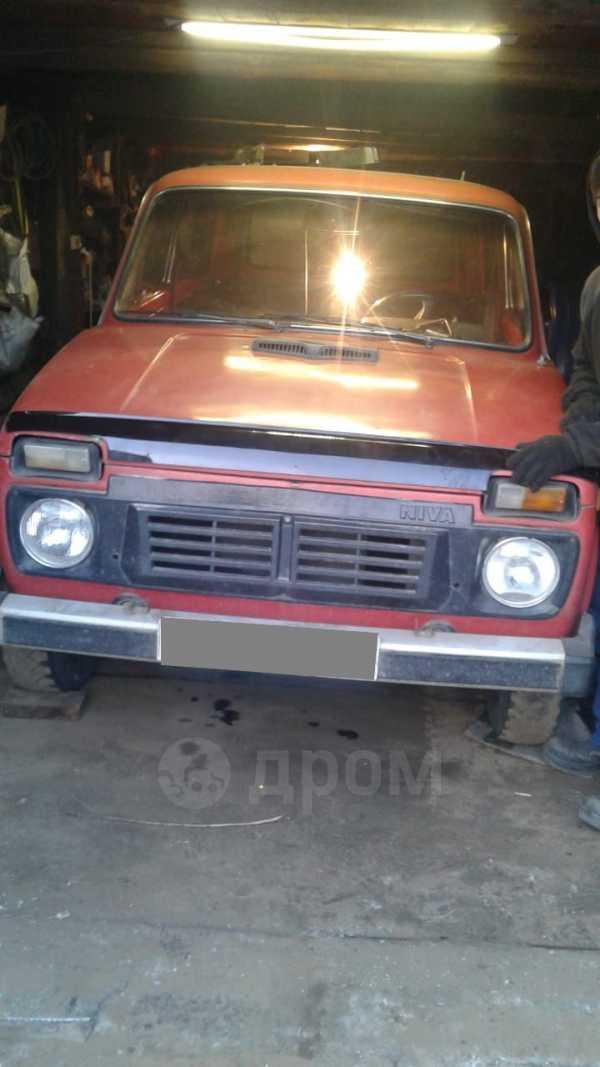 Лада 4x4 2121 Нива, 1985 год, 160 000 руб.