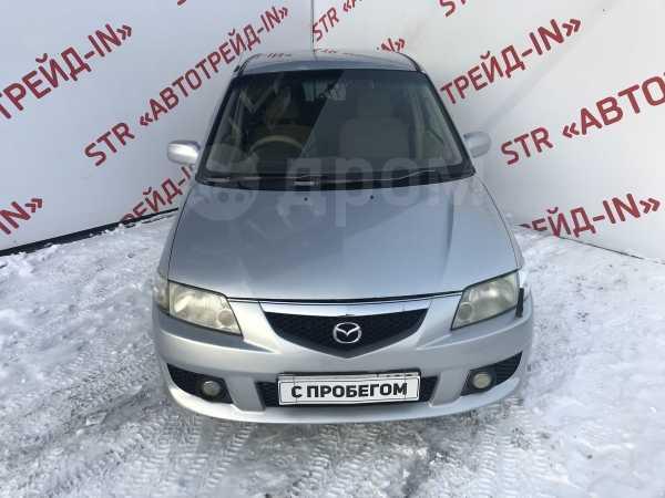Mazda Premacy, 2001 год, 185 000 руб.