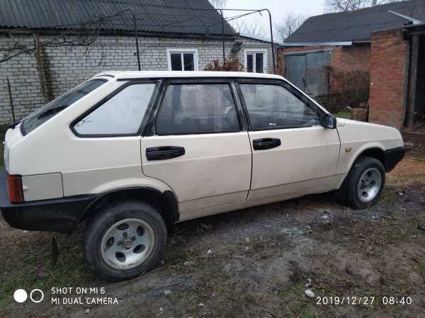 Лада 2109, 1992 год, 30 000 руб.