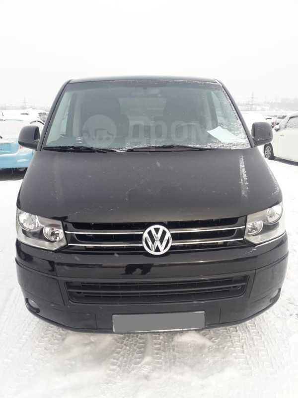 Volkswagen Multivan, 2011 год, 1 250 000 руб.