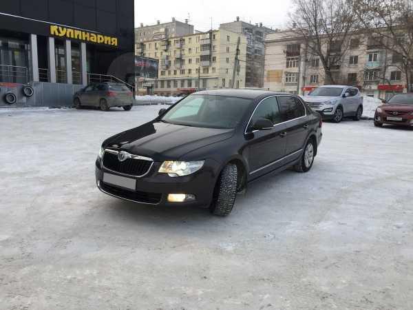 Skoda Superb, 2010 год, 555 000 руб.